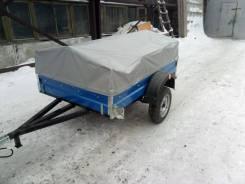 Sermac. Прицеп Ермак, 550 кг.