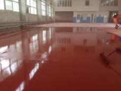 Монтаж, наливные, промышленные и полимерные полы в Хабаровске.