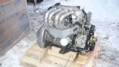 Двигатель в сборе. ГАЗ Соболь