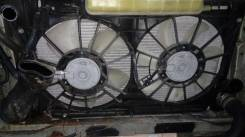 Вентилятор охлаждения радиатора. Toyota Avensis, AZT250, AZT250L, AZT250W, AZT251, AZT251L, AZT251W, AZT255, AZT255W, ZZT251L Двигатели: 1AZFSE, 1ZZFE...