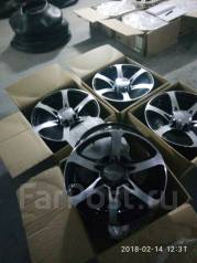 Light Sport Wheels LS 165. 7.5x18, 6x139.70, ET0, ЦО 107,1 мм.
