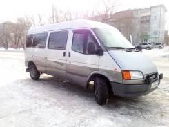 Ford Transit. Ford Tranzit, 2 500куб. см., 8 мест