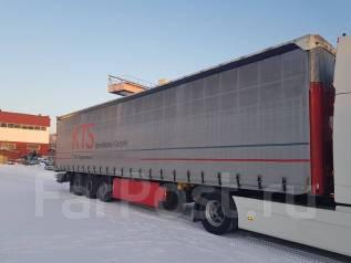 Schmitz. Полуприцеп шторный s01, 39 000 кг.