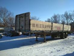 Tokyu. Продается алюминиевый полуприцеп TF1591, 19 000кг.