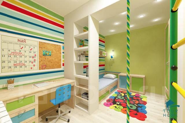 Интерьер для жизни от дизайн-студии Your Home