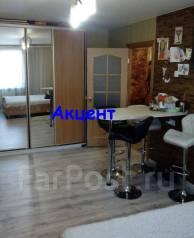 1-комнатная, улица Героев Варяга 6. БАМ, агентство, 40 кв.м. Комната