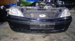 Радиатор охлаждения двигателя. Ford Galaxy, WGR Двигатель E5SA