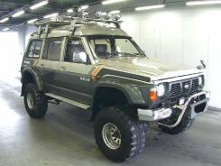 Nissan Safari. Продам птс , 1993 год, дизель, 4200сс во Владивостоке