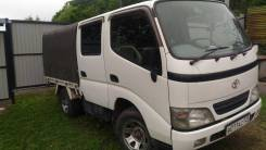 Toyota ToyoAce. Toyota Toyoace 2004 год, 3 000 куб. см., 1 000 кг.