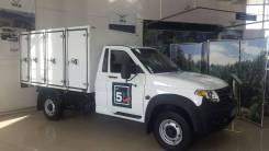 УАЗ Профи. Хлебный фургон 98 лотков, 2 900куб. см., 1 500кг.