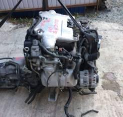 Двигатель в сборе. Subaru Forester, SF5, SG5, SG9, SG9L Двигатели: EJ204, EJ205