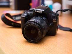 Canon EOS 1100D Kit. 10 - 14.9 Мп, зум: 3х