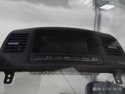 Блок управления климат-контролем. Toyota Mark II Wagon Blit, GX110, GX110W, GX115, GX115W, JZX110, JZX110W, JZX115, JZX115W Toyota Mark II, GX110, GX1...