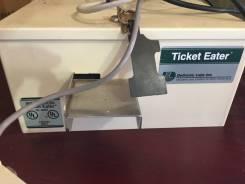 Ticket eater DL-9000 и тикиты