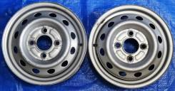 Steel Wheels. 4.0x12, 4x100.00, ET45, ЦО 60,0 мм.