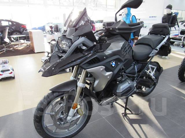 BMW R 1200 GS. 1 200куб. см., исправен, птс, без пробега