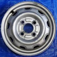 "Steel Wheels. 3.5x12"", 4x100.00, ET45, ЦО 60,0 мм."