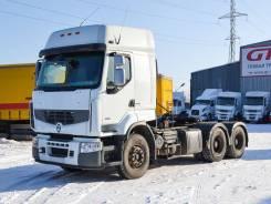 Renault Premium. Седельный тягач 440.26T 2012 г/в, 10 837 куб. см., 26 000 кг.