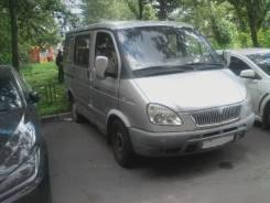 ГАЗ 2217 Баргузин. Продам Соболь Баргузин 2217 2006 г. в., 2 400 куб. см., 800 кг.