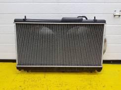 Радиатор охлаждения двигателя. Subaru Legacy, BE5, BH5 Двигатели: EJ20, EJ201, EJ202, EJ203, EJ204, EJ206, EJ208, EJ20C, EJ20D, EJ20E, EJ20G, EJ20H, E...