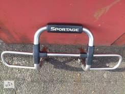 Кенгурятники. Kia Sportage, JA Двигатели: FE, RF