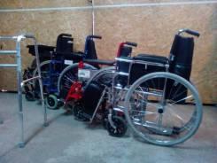 Прокат колясок инвалидных, ходунков, костылей