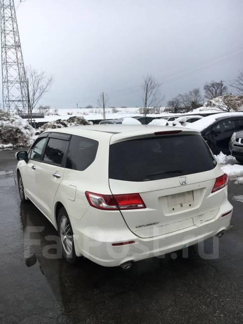 Honda Odyssey. автомат, передний, 2.4 (200л.с.), бензин, 140 000тыс. км, б/п, нет птс