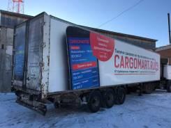 Fruehauf. изотермический фургон, 35 000 кг.