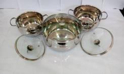 Посуда (кастрюли) Bohmann 0602