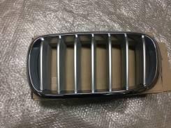 Решетка радиатора. BMW X5, F15 Двигатели: N20B20, N47D20, N55B30, N57D30, N57D30OL, N57D30S1, N57D30TOP, N63B44