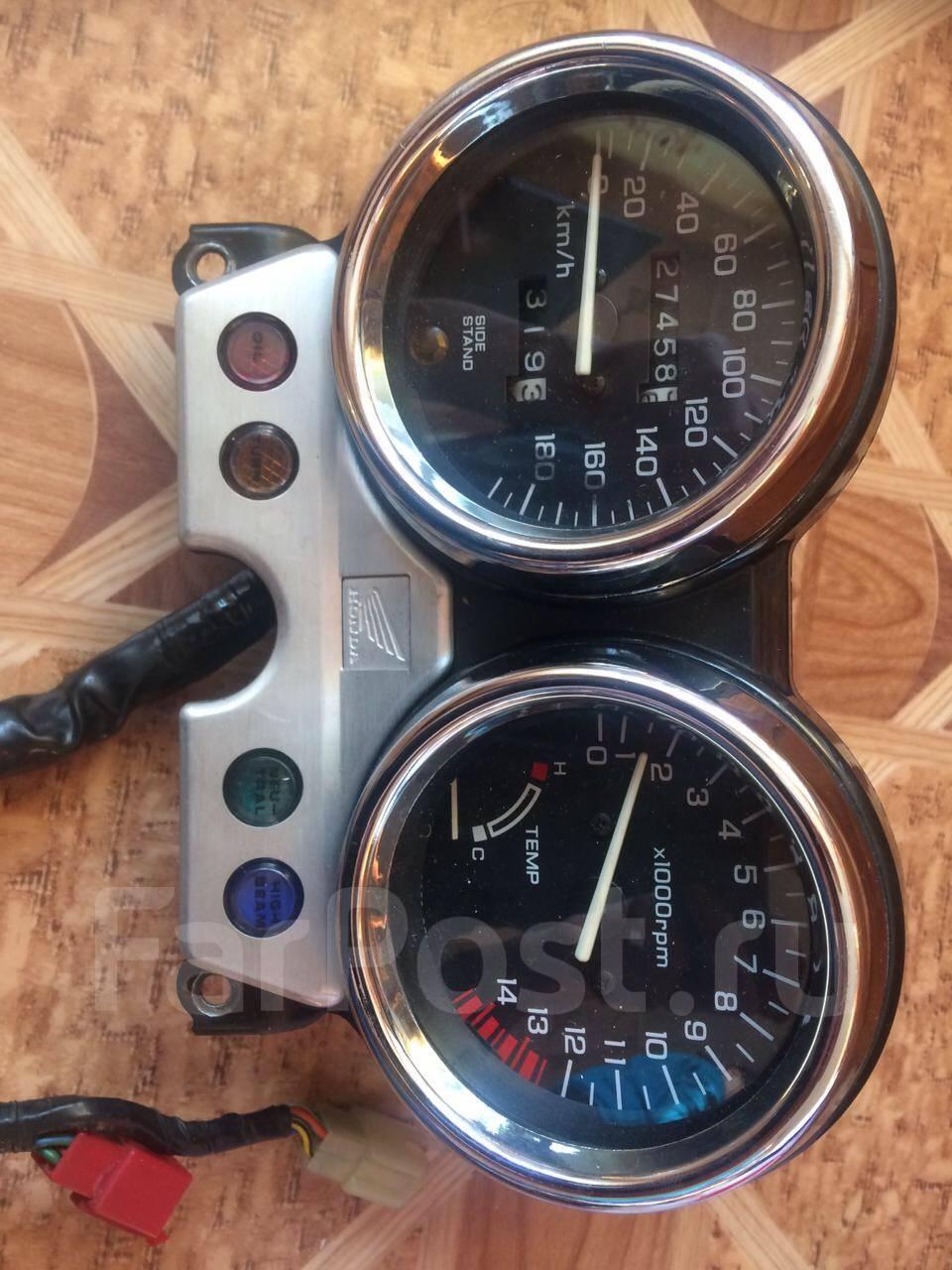 панель приборов honda nx 250
