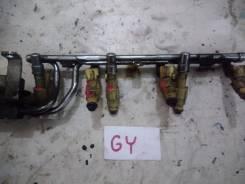 Топливная рейка. Mazda Mazda6, GY Mazda MPV Двигатель GY