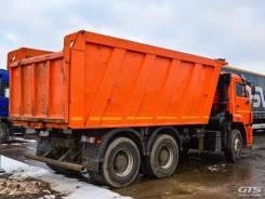 Камаз 6520. Самосвал -43 б/у (2016 г. ), 14 000 куб. см., 20 000 кг.