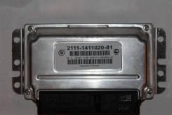 Блок управления двс. Лада 2111, 2111 Двигатель BAZ2111