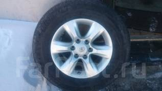 Комплект колес. 7.5x17 6x139.70 ET25 ЦО 106,2мм.