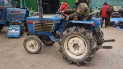 Iseki. Трактор TL2100, 21 л.с.