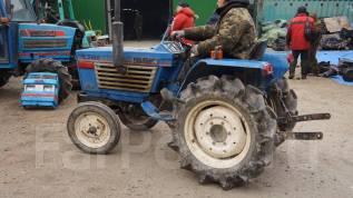 Iseki. Трактор TL2100