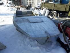 Казанка-5М3. 2000 год год, двигатель подвесной, бензин