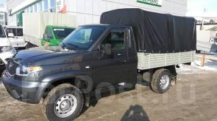 УАЗ Карго. , 2 700 куб. см., 725 кг.