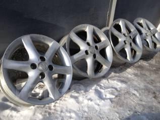 Toyota. x15, 4x100.00, ET45, ЦО 54,1мм.