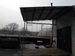 Сдам Производственно складские помещения!. 400кв.м., улица Снеговая 115, р-н Снеговая. Дом снаружи