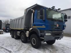Tatra. 158 8x8 R46, 12 900 куб. см., 32 500 кг.