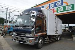 Isuzu Forward. рефрижератор 8ми тонник, +30 -30, колёса 19.5, 8 шпилек, 7 800 куб. см., 8 000 кг. Под заказ