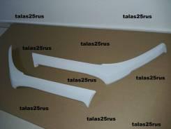 Накладка на фару. Toyota Land Cruiser, URJ202, URJ202W, UZJ200, UZJ200W, VDJ200