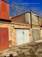 Гаражи капитальные. улица Адмирала Кузнецова 52а, р-н Баляева, 19 кв.м., электричество, подвал. Вид снаружи