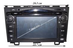 Штатная магнитола Honda CR-V (2007-2012) Windows CE 6.0 TEO-2