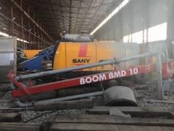 Sany HBT60C. Стационарный бетононасос SANY HBT60C-1816DIII, 200 м.