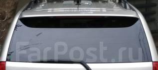 Спойлер. Toyota Corolla Fielder, ZZE123G, ZZE124G, ZZE122G, NZE124G, CE121G, NZE121G Двигатели: 2ZZGE, 1ZZFE, 1NZFE, 3CE