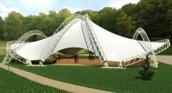 Каскадные шатры
