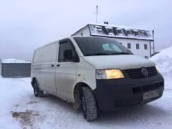 Volkswagen Transporter. Фургон цельнометаллический , 1 896 куб. см., 927 кг.